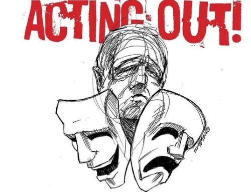Odigravanje (acting-out)